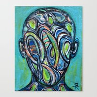 Mind Space Canvas Print