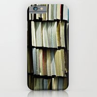 iPhone & iPod Case featuring Books by Yiannis Roussakis