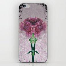 Carnations iPhone & iPod Skin