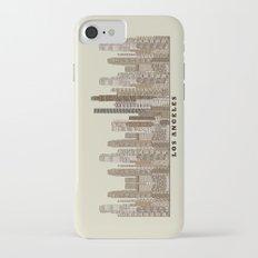 los angeles city Slim Case iPhone 7