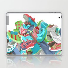 Tons of Shoes Laptop & iPad Skin