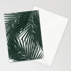 Palms Green Stationery Cards