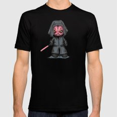 Plush Maul Mens Fitted Tee Black SMALL