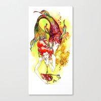 Mishelle Canvas Print