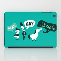 The Naysayers iPad Case