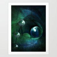 Design 10 Art Print