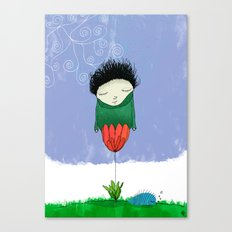 dream selector - the one where i never give up Canvas Print