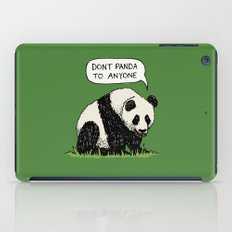 Stay Strong iPad Case