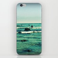 In the Surf iPhone & iPod Skin