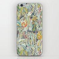Hairspray Jungle iPhone & iPod Skin