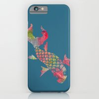Rainbow Koi Fish iPhone 6 Slim Case