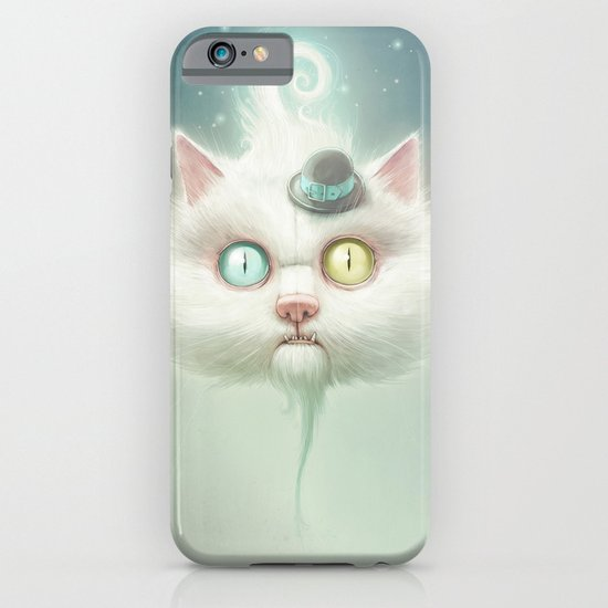 Release the Odd Kitty!!! iPhone & iPod Case