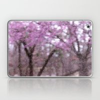 Spring Rain Laptop & iPad Skin