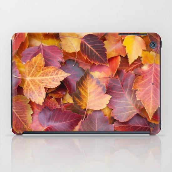 Autumn's Carpet iPad Case