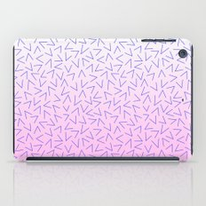 80's Pattern Gradient iPad Case