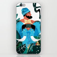 INDIAN ATMOSPHERE iPhone & iPod Skin