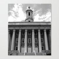 Penn State Old Main #1 Canvas Print