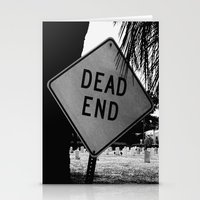 Dead End Stationery Cards
