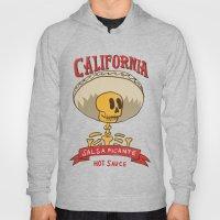 California Hot Sauce Hoody