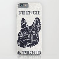French & Proud iPhone 6 Slim Case