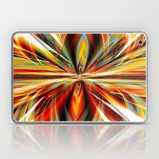 flame for freedom Laptop & iPad Skin