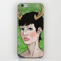 Faun iPhone & iPod Skin