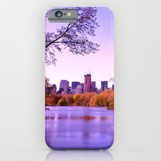 Central Park iPhone & iPod Case