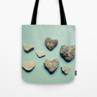 love rocks Tote Bag