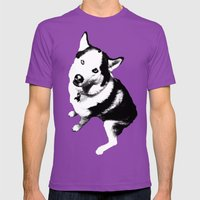 Husky Husky Mens Fitted Tee Ultraviolet SMALL