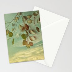 an impression of control Stationery Cards
