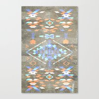 Native Aztec Canvas Print