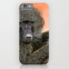 I Told You To Wash Behind Your Ears! iPhone 6 Slim Case