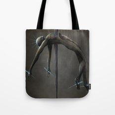 Pierced Through My Soul Tote Bag