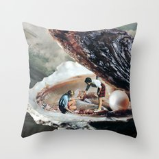 SHELLTER Throw Pillow