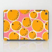 Oranges iPad Case