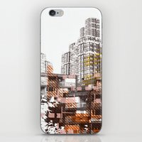 City scape I iPhone & iPod Skin
