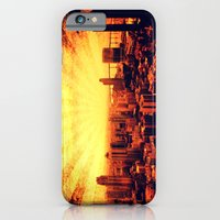 iPhone & iPod Case featuring Vintage San Diego by Derek Fleener