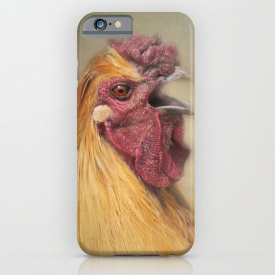 The Opera Singer iPhone & iPod Case