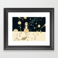 """""""You Will Not Do Incre… Framed Art Print"""