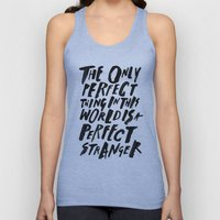 THE PERFECT THING Unisex Tank Top