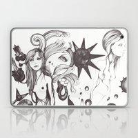 Mundo Sumergido Laptop & iPad Skin