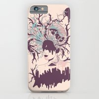 Curse of the Moon-Dipped Virgin iPhone 6 Slim Case