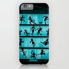 Silly Walking iPhone 6 Slim Case