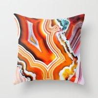 The Vivid Imagination Of… Throw Pillow