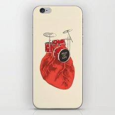 Beat Of Life iPhone & iPod Skin