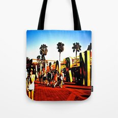 california adventuring Tote Bag