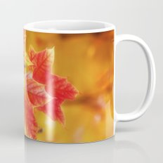Colorful Leaves Mug