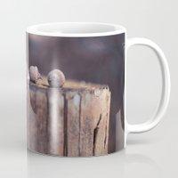 5 Acorns Mug