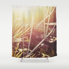 Stairway Shower Curtain