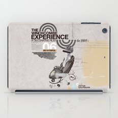 Additional poster design- The Wichcombe Experience iPad Case